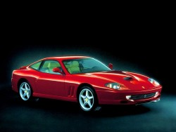 Chip Tuning - Ferrari 550 Maranello