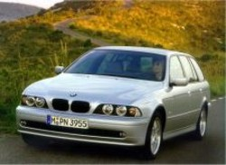 Chip Tuning - BMW 5er E39  530d 193