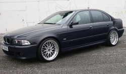Chip Tuning - BMW 5er E39 M5 5.0 400