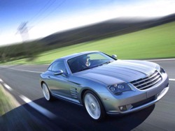 Chip Tuning - Chrysler Crossfire 3.2 SRT6 335