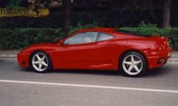 Chip Tuning - Ferrari 360 Modena