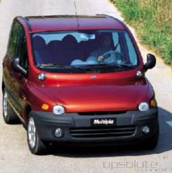 Chip Tuning - Fiat Multipla  JTD 1.9 105