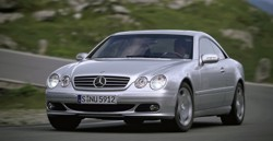 Chip Tuning - Mercedes CL 600 500 Biturbo