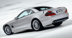 Chip Tuning - Mercedes CL  65 AMG 500