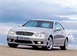 Chip Tuning - Mercedes CLK 55 AMG 367