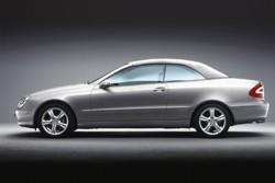 Chip Tuning - Mercedes  CLK 270 CDI 170