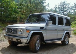 Chip Tuning - Mercedes G 500 296