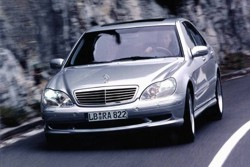 Chip Tuning - Mercedes S 320 224