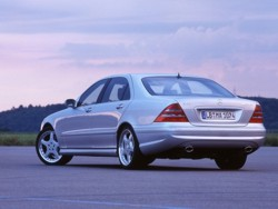 Chip Tuning - Mercedes  S 400 CDI 279