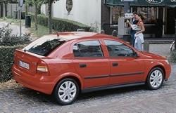 Chip Tuning - Opel Astra II 1.6 16V 100