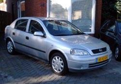 Chip Tuning - Opel Astra II  2.0 DI 16V 82