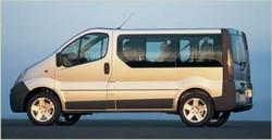 Chip Tuning - Opel Vivaro  1.9 DTI 100