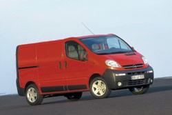 Chip Tuning - Opel Vivaro  2.5 DTI 146