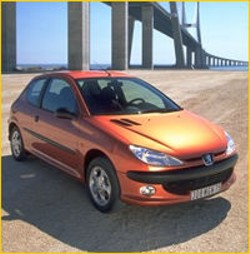 Chip Tuning - Peugeot 206 1.6 109