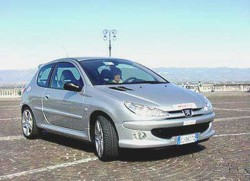 Chip Tuning - Peugeot 206  HDI 1.6 109