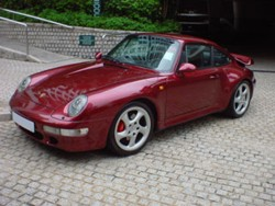 Chip Tuning - Porsche 911 (993) Carrera Turbo 408