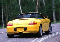 Chip Tuning - Porsche Boxster 220