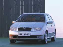 Chip Tuning - Skoda Fabia  TDI 1.9 PD 100