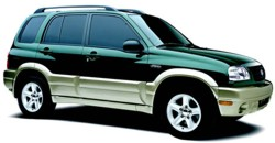 Chip Tuning - Suzuki Grand Vitara 1.9 DCI