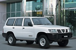 Chip Tuning - Nissan Patrol 3.0 TDI 160