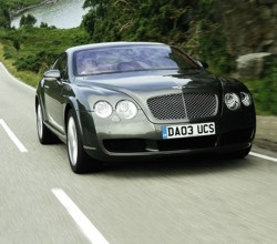 Chip Tuning - Bentley Continental GT 560