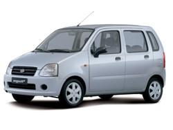 Chip Tuning - Suzuki Wagon R 1.3 DT 69