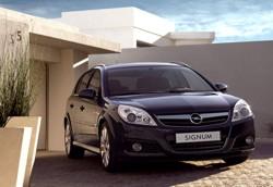 Chip Tuning - Opel Signum  1.9 CDTI 150