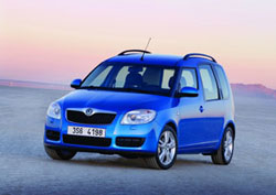 Chip Tuning - Skoda Roomster  TDI 1.9 PD 105