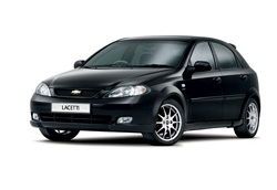 Chip Tuning - Chevrolet Lacetti 1.6 109