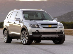 Chip Tuning - Chevrolet Captiva 2.2 D DPF 184