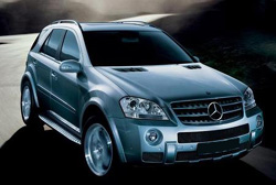 Chip Tuning - Mercedes ML 63 AMG 510