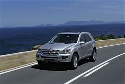 Chip Tuning - Mercedes  ML 350 CDI 231
