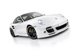 Chip Tuning - Porsche 911 Turbo 480