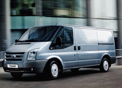 Chip Tuning - Ford Transit  TDCi 2.2 130