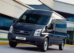 Chip Tuning - Ford Transit  TDCi 2.4 100 (DPF)