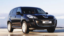 Chip Tuning - Peugeot 4007 2.2 HDI 156