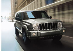 Chip Tuning - Jeep Commander 3.0 V6 CRD 218