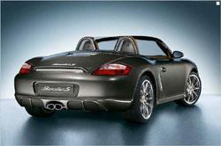 Chip Tuning - Porsche Boxster S 280