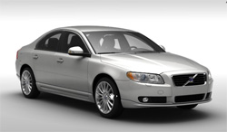 Chip Tuning - Volvo S80  2.4 D5 185