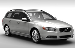 Chip Tuning - Volvo V70  2.4 D 163