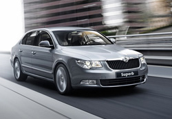 Chip Tuning - Skoda Superb II  TDI 2.0 CR 170