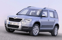 Chip Tuning - Skoda Yeti  TDI 1.6 CR 105