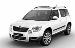 Chip Tuning - Skoda Yeti  TDI 2.0 CR 170