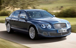 Chip Tuning - Bentley Flying Spur 610 Speed