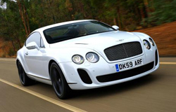 Chip Tuning - Bentley Continental GT 630