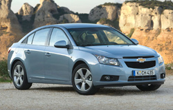 Chip Tuning - Chevrolet Cruze  2.0 CDTI 125