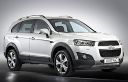 Chip Tuning - Chevrolet Captiva 2.2 D DPF 163