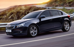 Chip Tuning - Chevrolet Cruze  1.7 CDTI 130