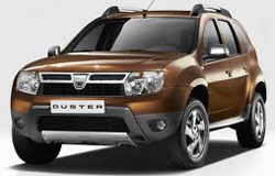 Chip Tuning - Dacia Duster 1.5 DCI 110
