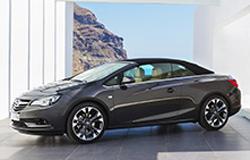 Chip Tuning - Opel Cascada  2.0 CDTI 170